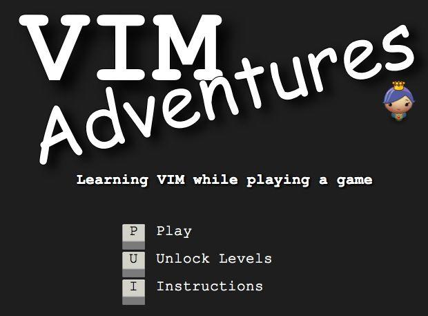 vim-adventures
