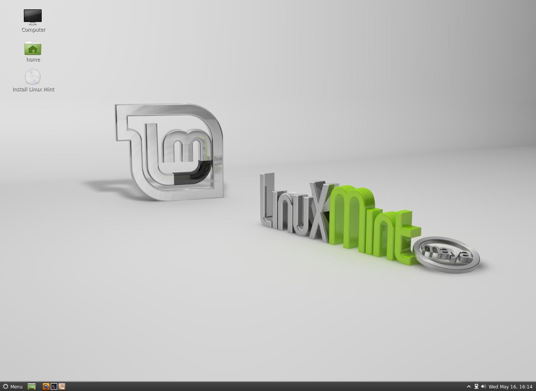 LinuxMint13-cinnamon