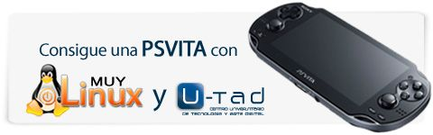 Vita PS or PS tad muylinux Vita Win a tad and MuyLinux U