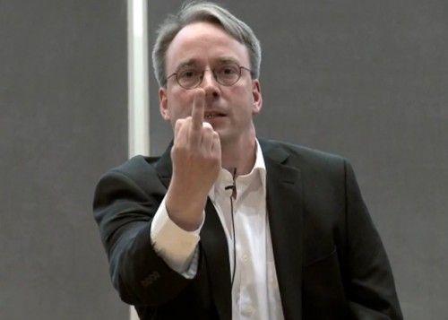 Torvalds-Nvidia