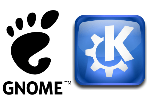 500x350 gnomekde1 Reflection on GNOME and KDE [Opinion]