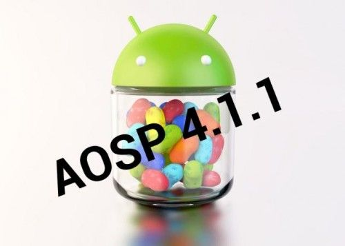 We already have available the source code of Android 4.1 Jelly Bean