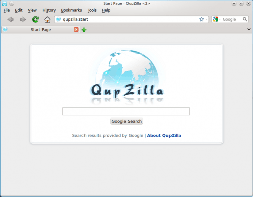 500x389 QupZilla QupZilla a unique web browser Qt ...