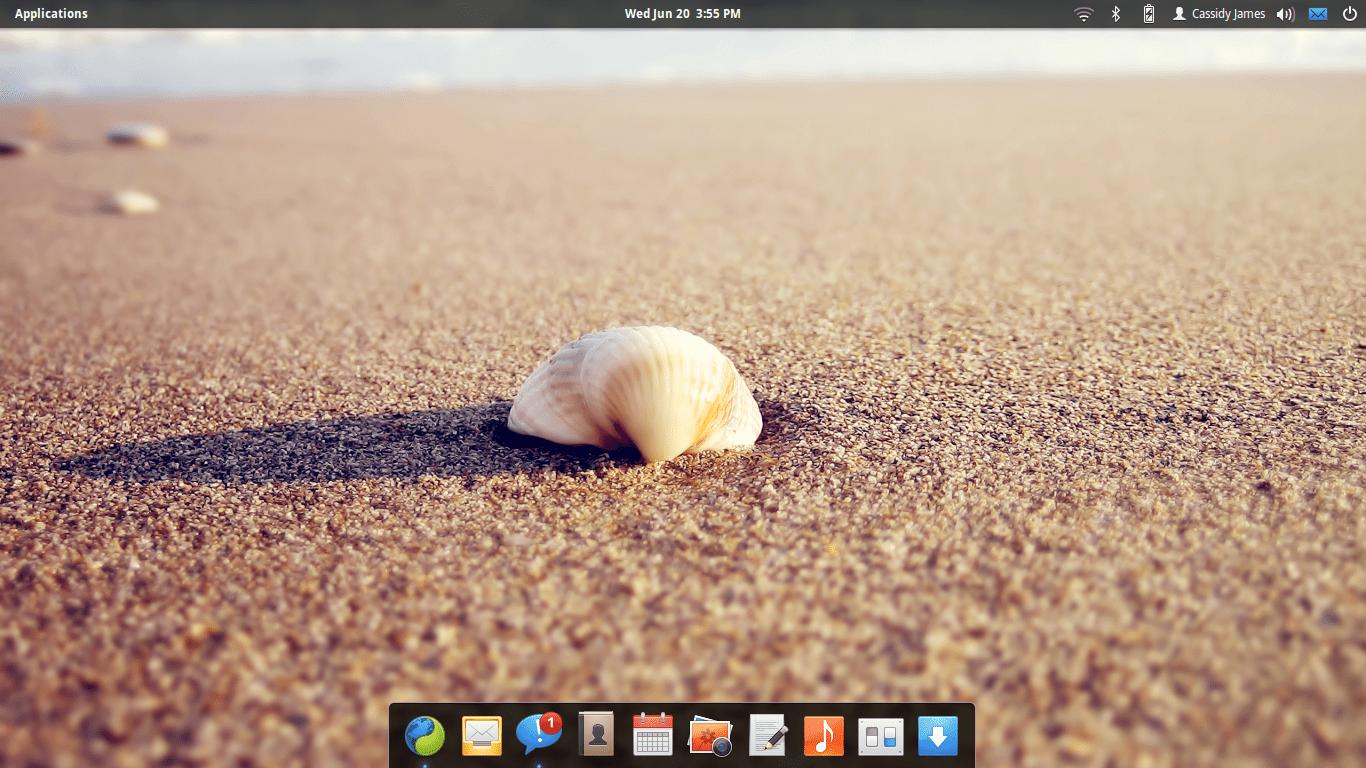 elementary OS Luna