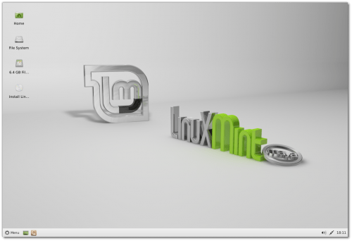 xfce 500x342 Available Linux Mint Xfce Maya 13