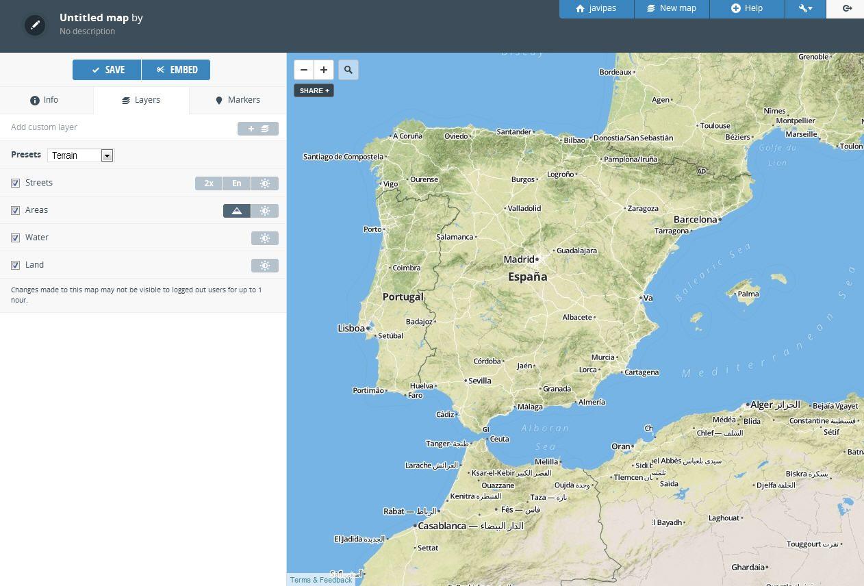 OpenStreetMap-Mapbox