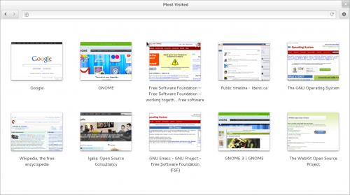 Web 3.6.0 (Epiphany), casi a punto