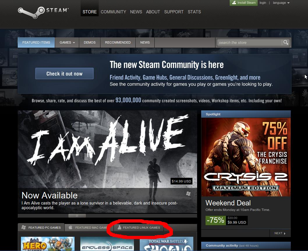 steam-linux