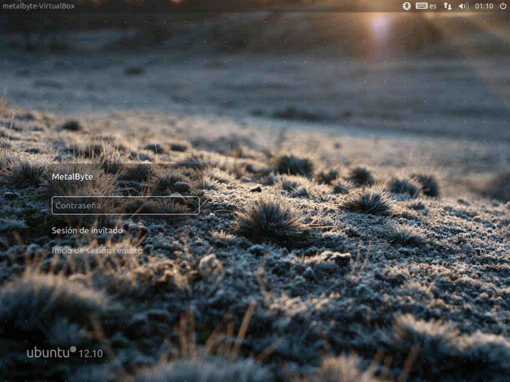 Ubuntu-12.10