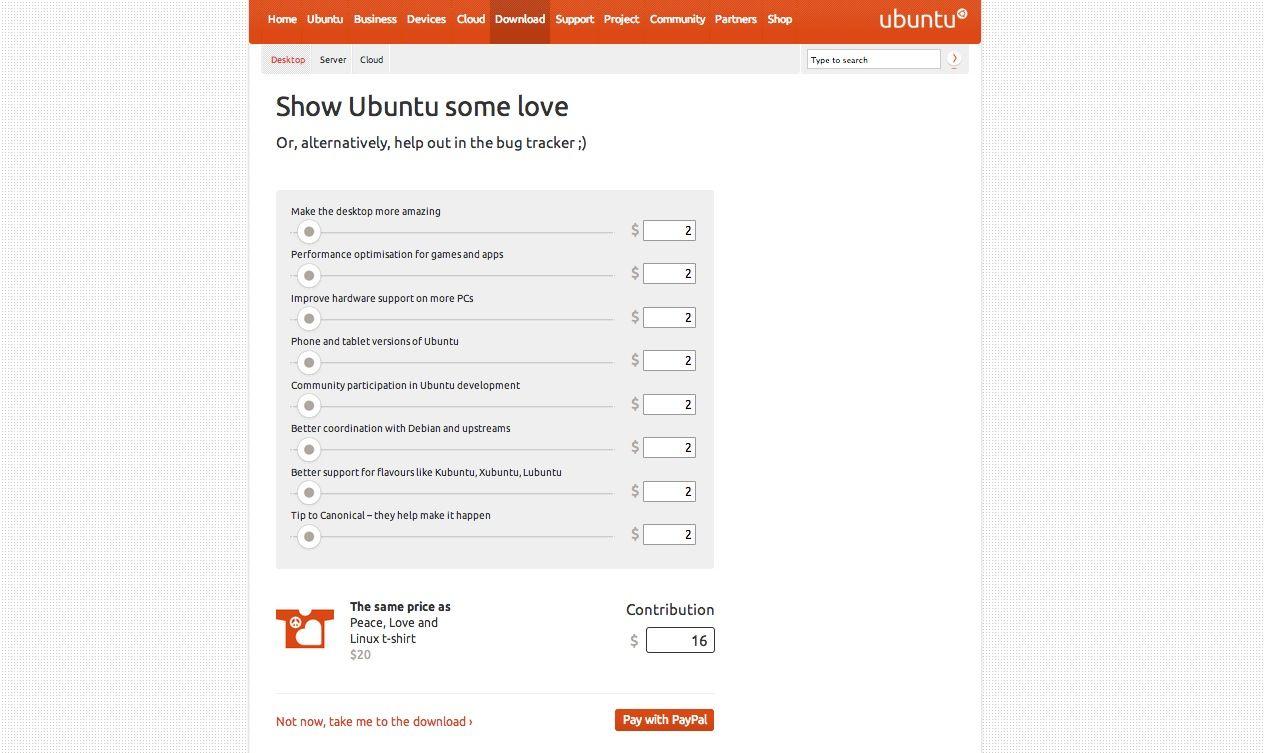 ubuntu-donaciones
