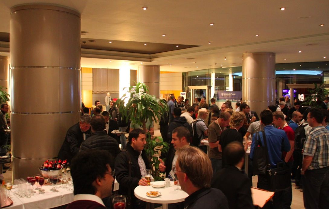 LinuxCon-Europe-2012-Post-keynote