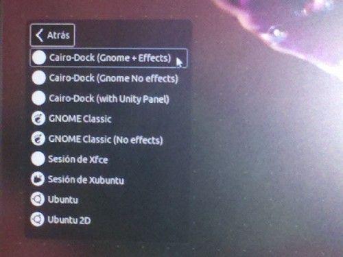 Ubuntu-session