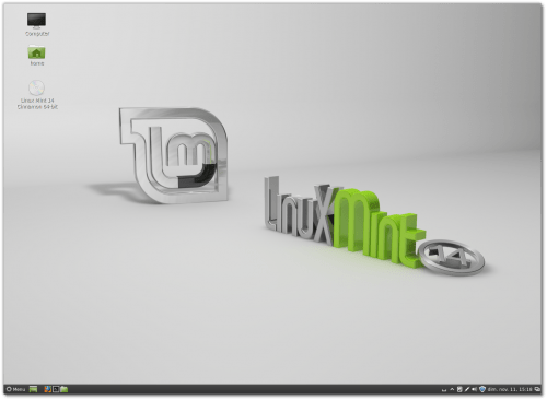 linux mint 14 rc 500x366 Linux Mint 14 Release Candidate, available