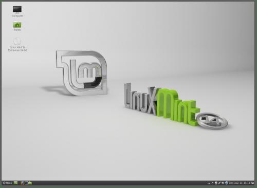 linux mint 14 rc 500x366 Linux Mint 14 Release Candidate, disponible