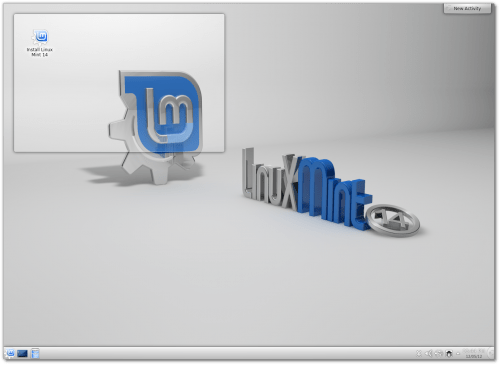 Linux Mint 14 Linux Mint 14 KDE XFCE 500x365 and Linux Mint 14 KDE, available