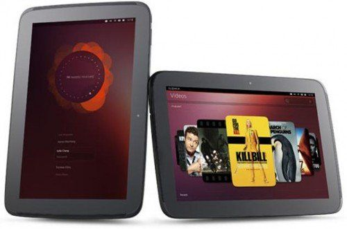 Ubuntu-Tablets