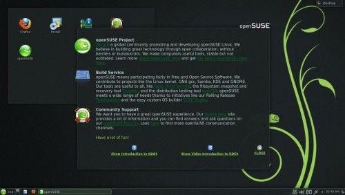 openSUSE12.3KDE