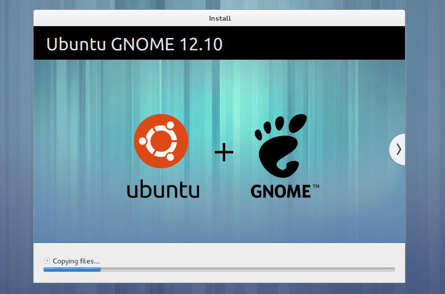 ubuntu12.10-gnome-installer