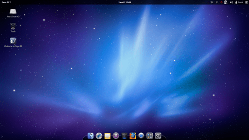 pear linux os 7 500x281 Tired of waiting for elementary OS? Pear Linux Test