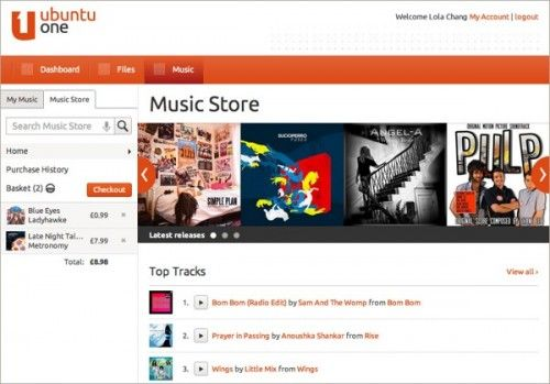 ubuntu-one-music-store-web