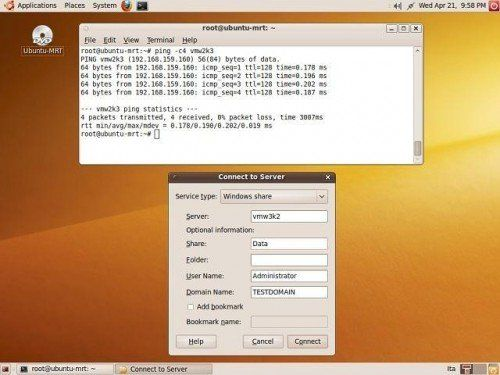 260 458 Windows 500x375Linux rescue: Ubuntu Malware Removal Toolkit 1.2