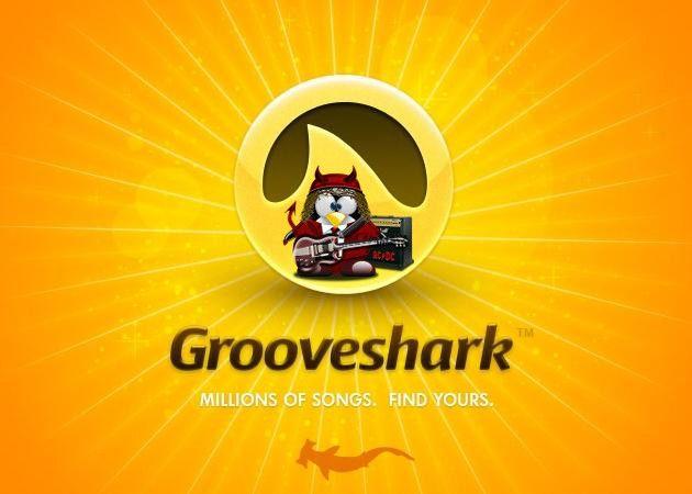 Grooveshark-Linux