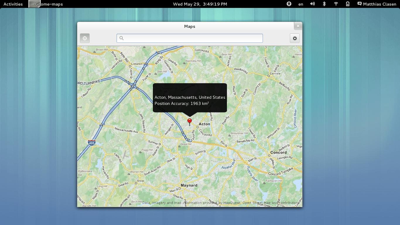 gnome-maps