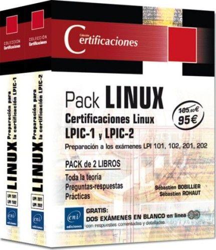 Preparación a las certificaciones LPIC-1 y LPIC-2
