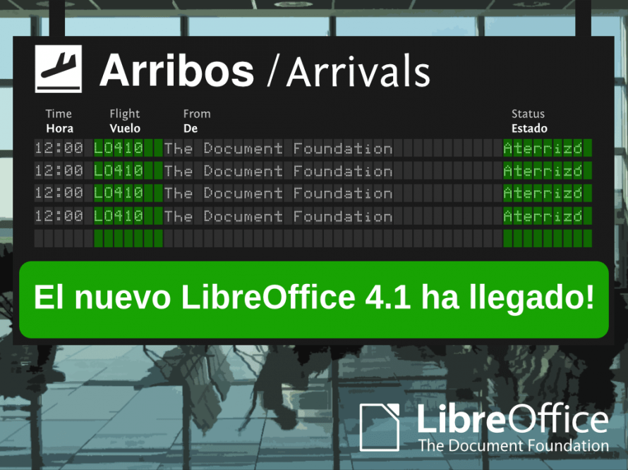 libreoffice4.1