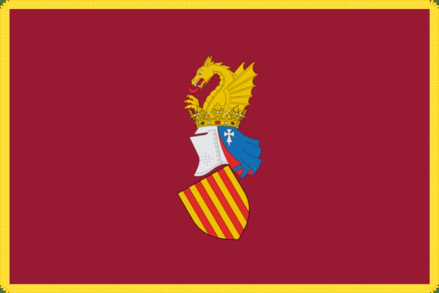 Estendard_Generalitat_Valenciana
