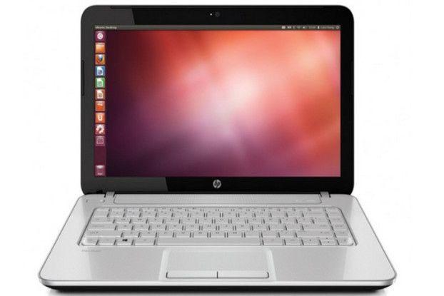 HP-Ubuntu