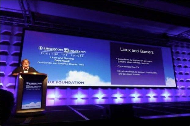 Valve tiene claro que Linux es el futuro del videojuego