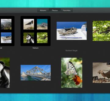 gnome-photos