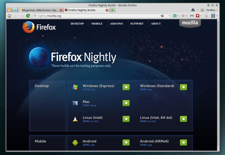 firefox25kde