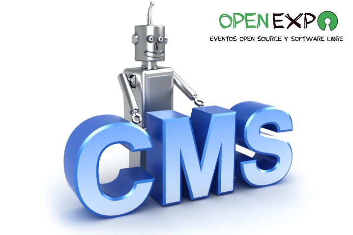 Evento OpenExpo en Madrid sobre CMS Open Source
