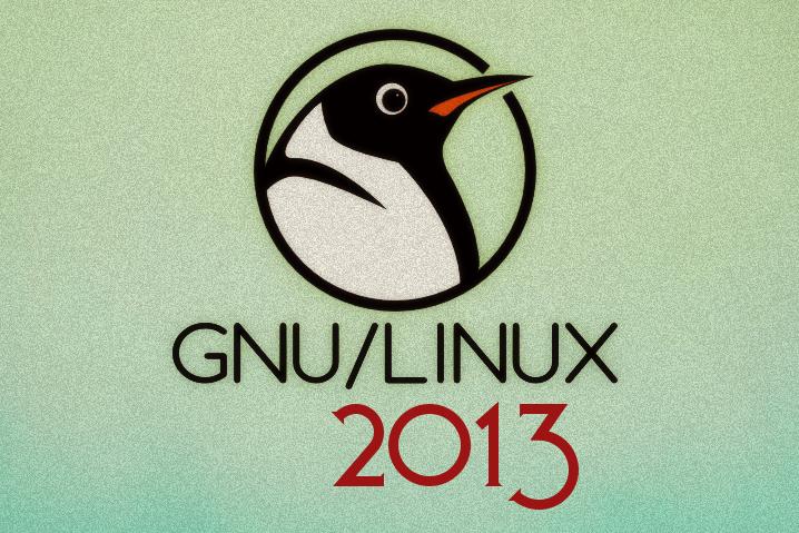 distribuciones linux 2013