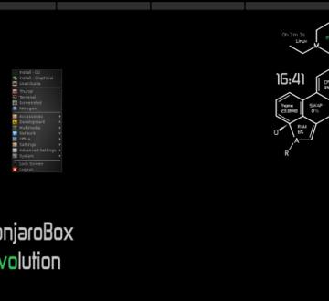 Manjaro Openbox