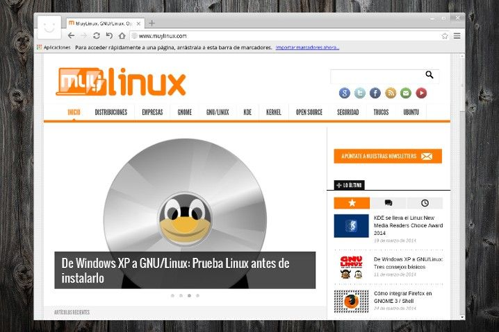maxthon para linux