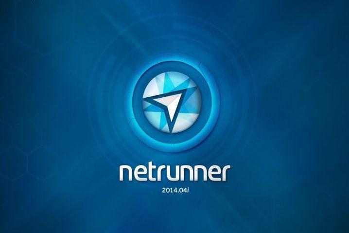 netrunner rolling release