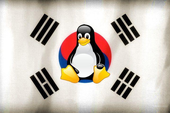 Corea del Sur Linux