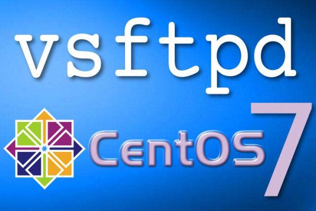 Configuración de VSFTPD en CentOS 7