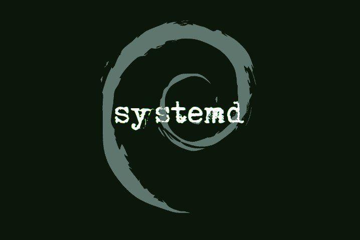 A Debian se le enquista systemd