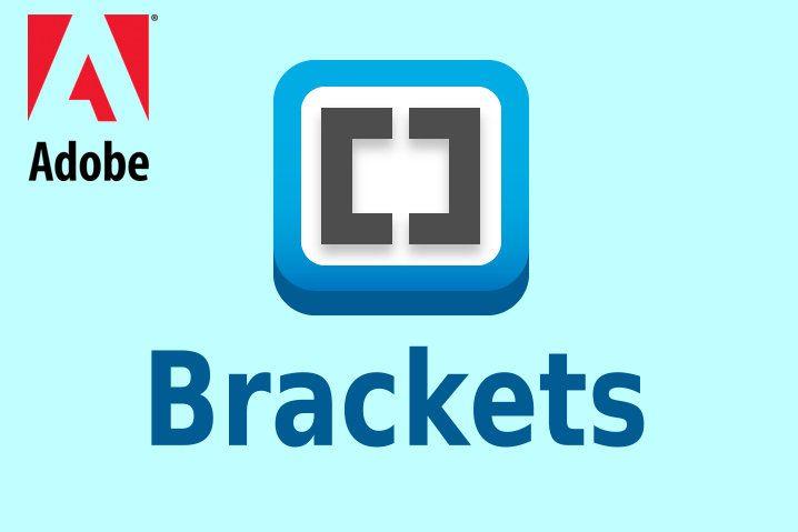 Brackets, editor de texto Open Source para diseno web y creado con tecnologias web por Adobe