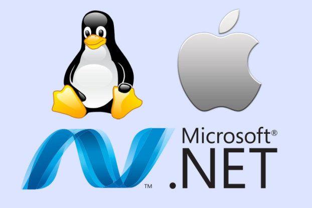 El framework .Net de Microsoft llegará a Linux y OS X
