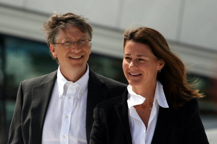 Melinda y Bill Gates, ¿adalides del Open Source?