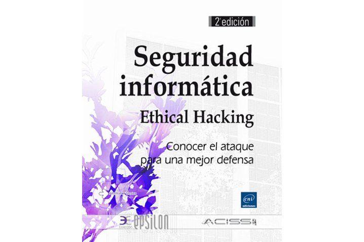 Sorteo: Seguridad informática: Ethical Hacking