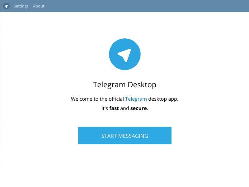 تلگرام ویندوز