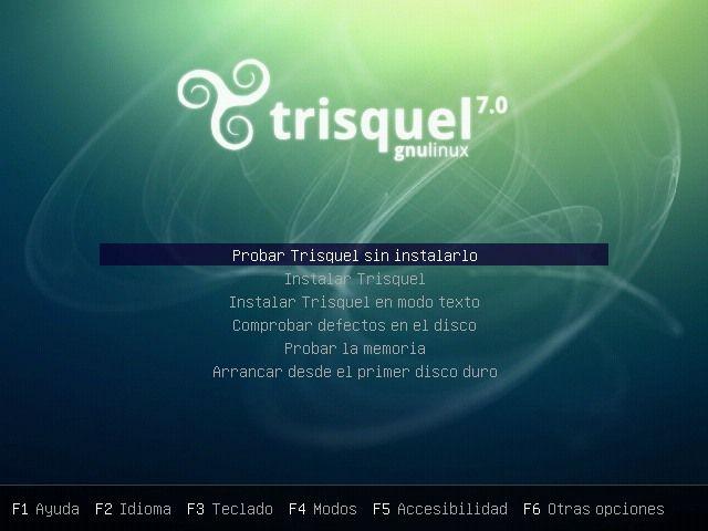 trisquel 7