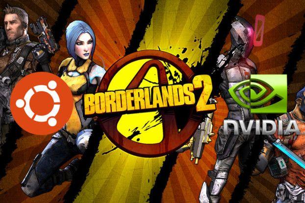 Cómo mejorar el rendimiento de Borderlands 2 sobre Ubuntu 14.04 y una GPU nVidia