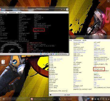 VSFTPD sigue en el directorio /etc después de que Debian haya migrado a systemd